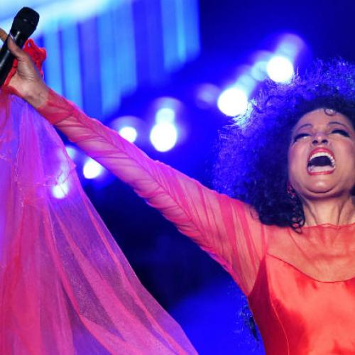 Diana Ross Proves Why She's The Queen Of Everything