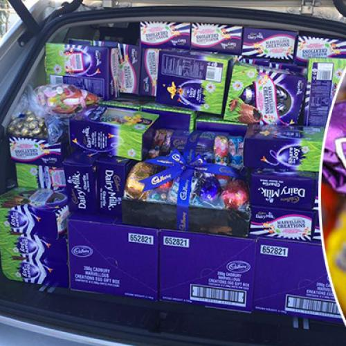 How You Can Score Your Fave Cadbury Chocolate For Six CENTS!