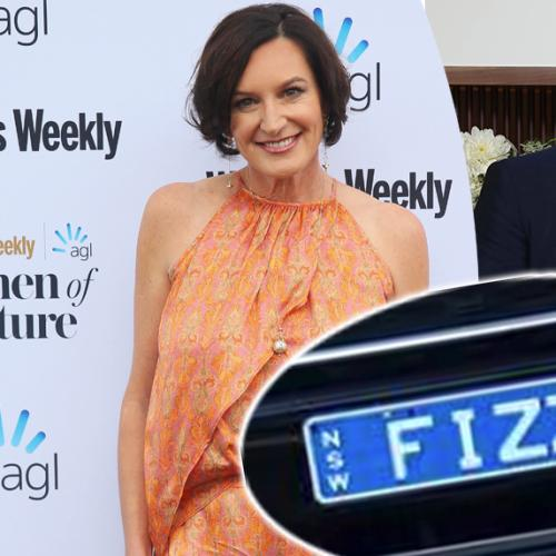 Cass Thorburn Hits Back At Claims About Her Number Plate