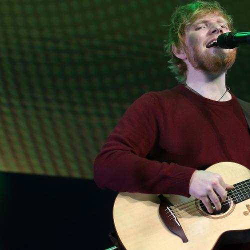 Ed Sheeran Announces 'Cross Me' Single