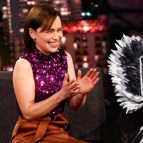 Emilia Clarke Tells Us About Her Awkward Encounter With Bey