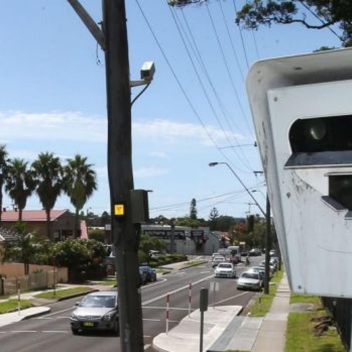 This Melbourne Speed Camera Rakes In $30,000 Every Day