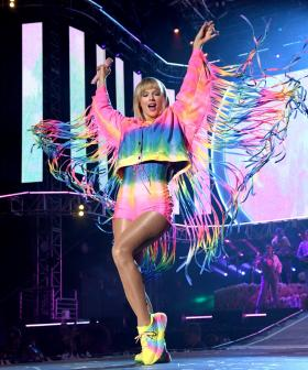 Taylor Swift Helped Celebrate Pride Month at Wango Tango