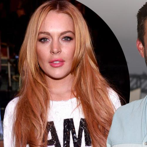 Luke Jacobz Claims Lindsay Lohan Would Text Him Repeatedly