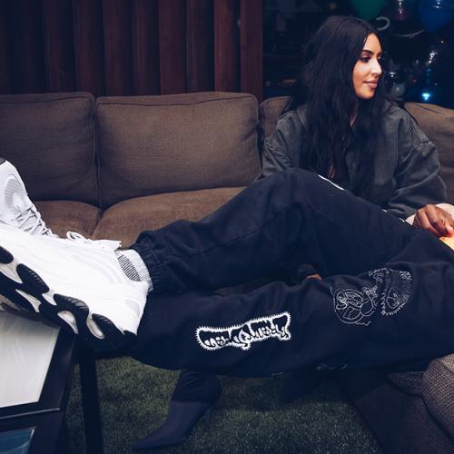 Here's How Kim Kardashian & Kanye West Are Preparing For #4