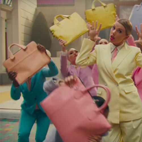 Taylor Swift Chats About The Easter Eggs In Me! Music Video