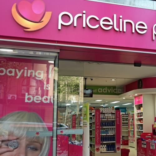 Priceline Launch Up To Half Price Fragrance Sale