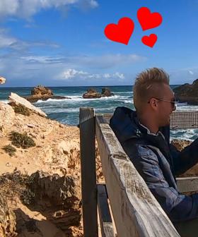 The Radio Wedding Couple Who've Stolen Hearts Of Australians
