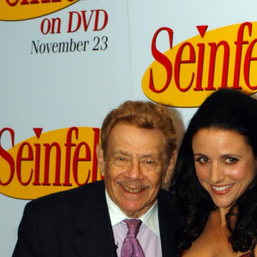 Seinfeld Comedian Jerry Stiller Rushed To Hospital