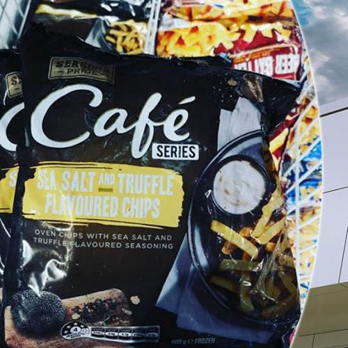 Aldi Are Now Selling Truffle Fries