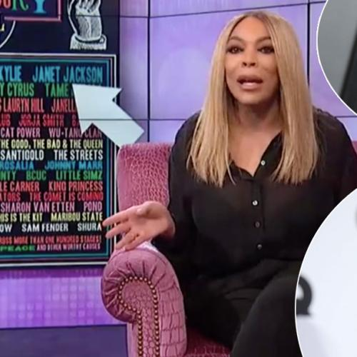 Wendy Williams Confuses Kylie Minogue For Kylie Jenner