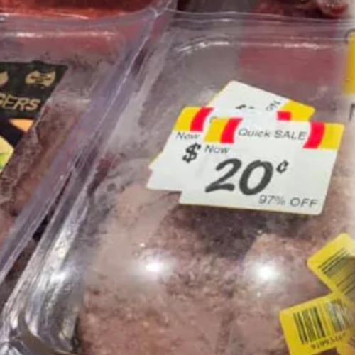 The 20 Cent Australian Supermarket Burgers