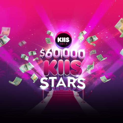 Identify The KIIS Stars To Win Over $60,000 In Cash!