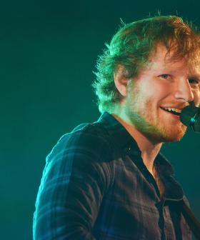 Ed Sheeran Taps Bruno Mars & Chris Stapleton For New Rock Song BLOW