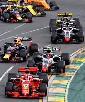 Contract Extension Secures The Grand Prix In Melbourne