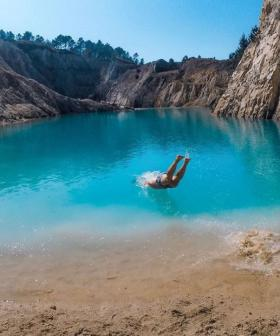 Instagram 'Influencers' Get Sick After Swimming In Pretty Lake That's Actually Toxic