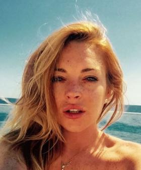 Have A Listen To Lindsay Lohan's Hilarious Attempt At An Aussie Accent