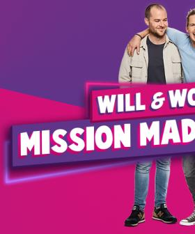 Will & Woody's Mission Made Possible