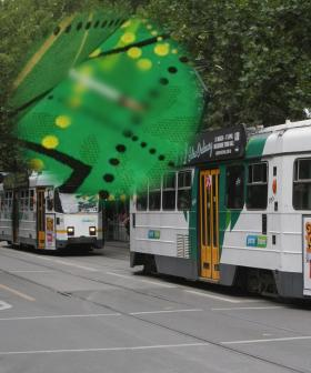 Disgusting Discovery On Popular Melbourne Tram Route