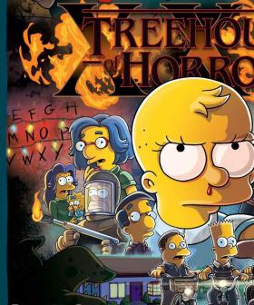 The Simpsons To Get The 'Stranger Things' Treatment In Episode 666