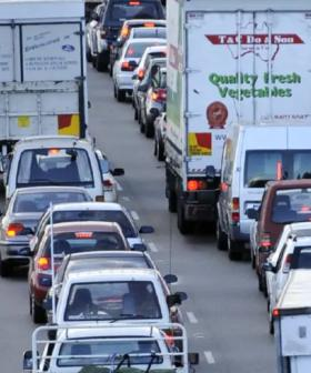 Vic Traffic Urging Drivers To Allow Extra Time After Collision On Western Freeway