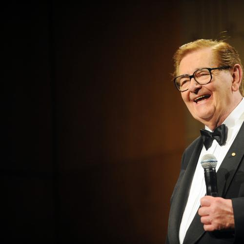 Australia's 'Mr Movies' Bill Collins Has Died At 84