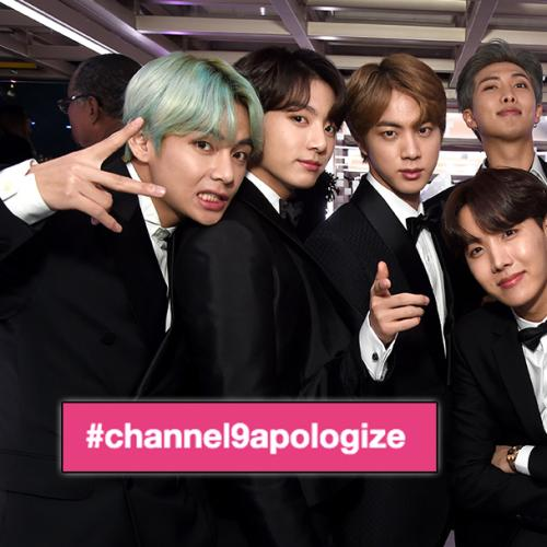 Bts Fans Around The World Slam Channel Nine's 20 to One