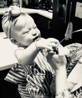 Hilary Duff Shamed For Piercing 8-Month-Old Daughter's Ears