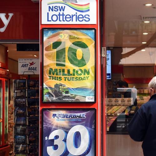 A Victorian Won $36 Million Last Night And Still Has No Idea