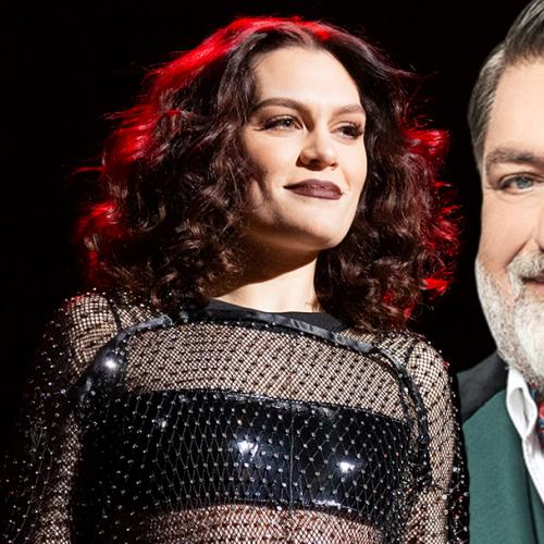 Jessie J Caught Fangirling Over Matt Preston