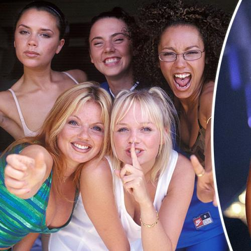 Mel B Admits To Making Up Spice Girls Australian Tour