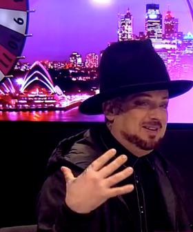 This Is Who Boy George Thinks Will Win The Voice