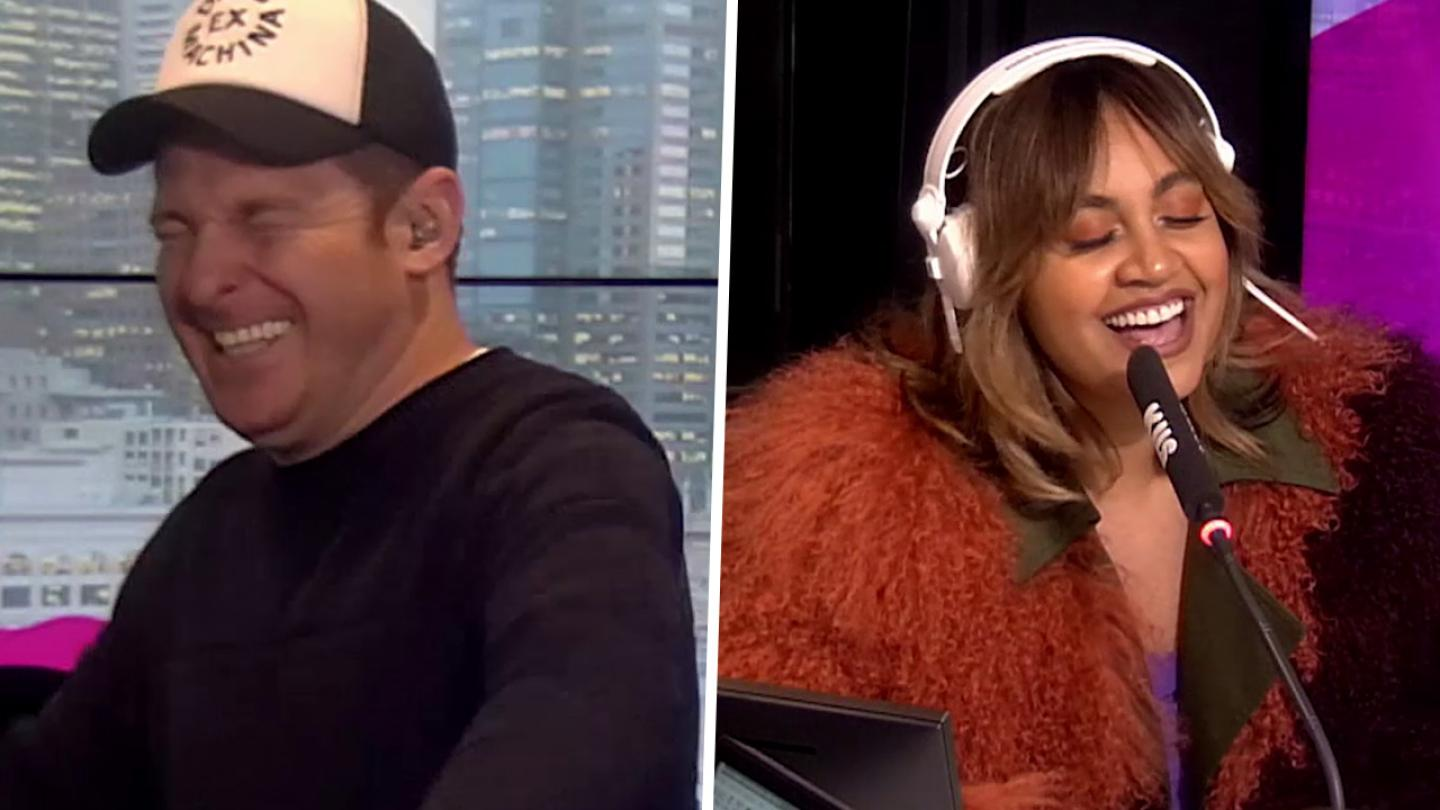 Jessica Mauboy Pranks Callers With Personalised Hold Music