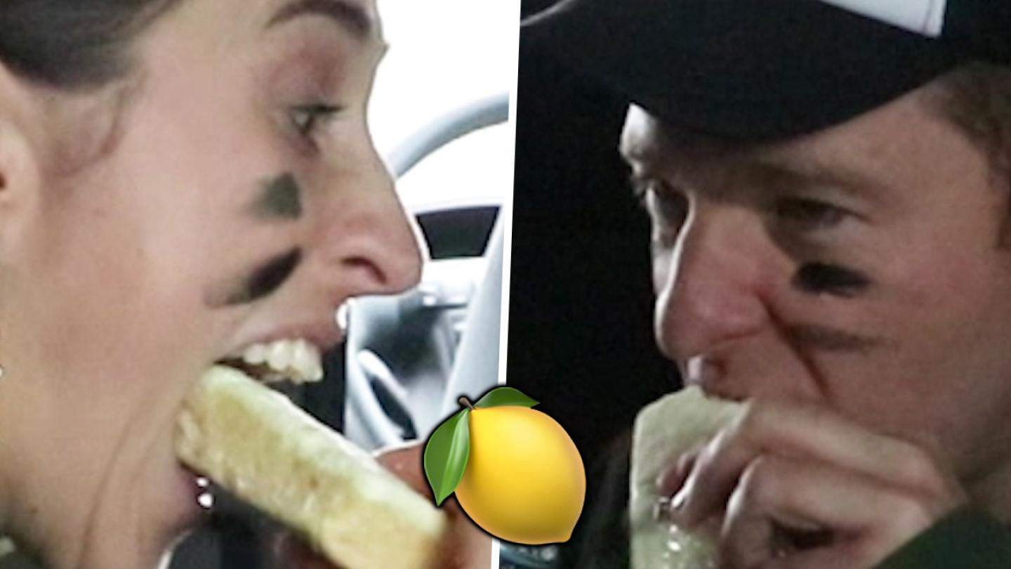 Jase & PJ Go Undercover to Try the Best Lemon Slice