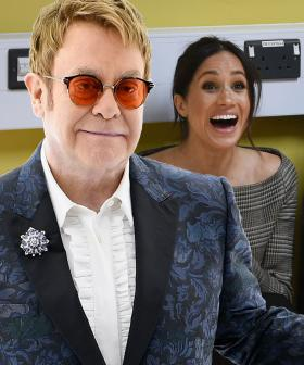 Elton John Slams Media Attacking Prince Harry And Meghan Markle