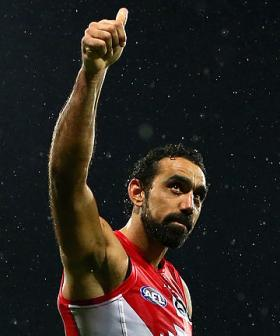 Adam Goodes' Documentary Gets A Festival Debut