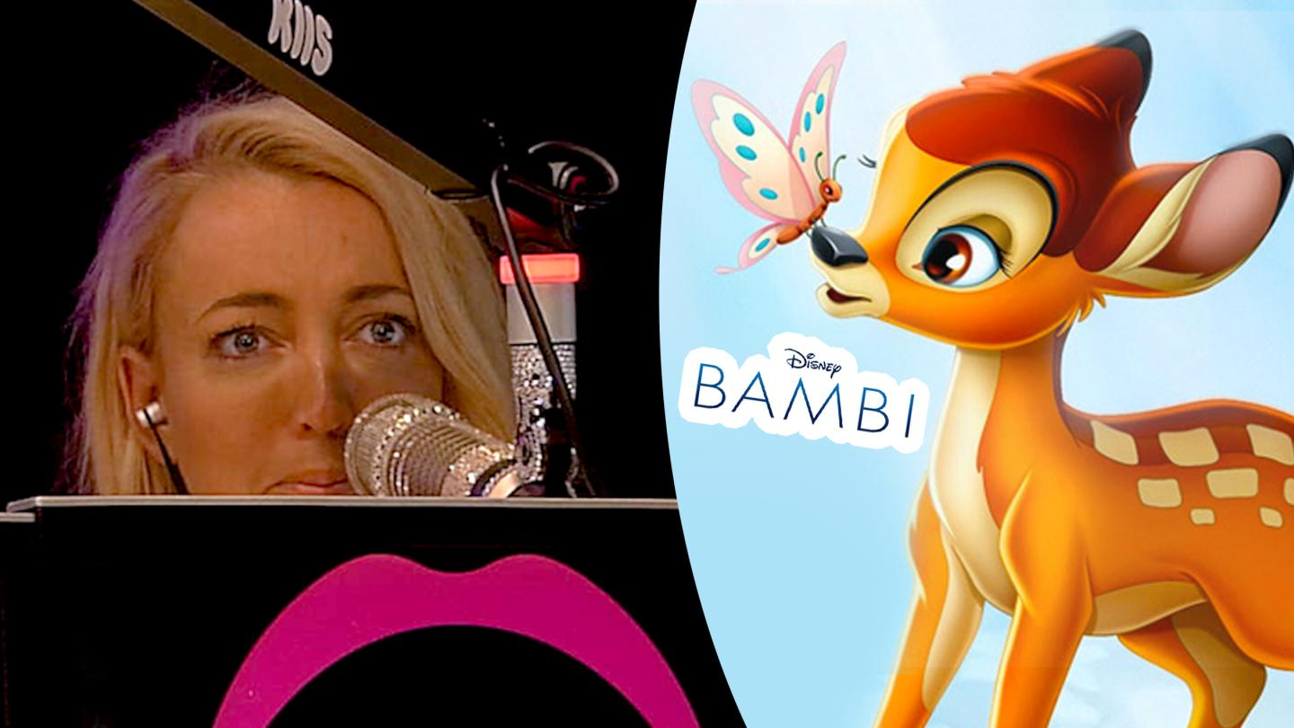 Jackie Watches Bambi For The First Time
