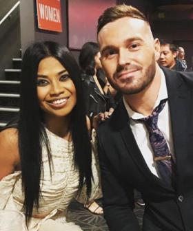MAFS' Cyrell Paule Addresses Pregnancy Announcement With Love Island's Eden Dally