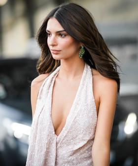 Emily Ratajkowski Shows Off Armpit Hair In Latest Photoshoot