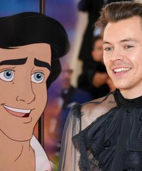 Harry Styles Reportedly Cast As Prince Eric In Little Mermaid Remake