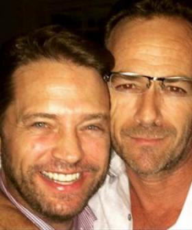 Jason Priestley Opens Up About Filming 90210 Reboot Without Luke Perry