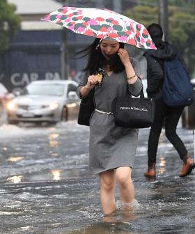 Melbourne's Rain Caused Chaos But That Is Just The Start With Temperatures To Plunge Further