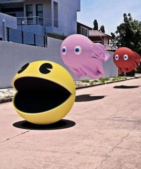 A Real-Life Pac-Man Maze Is Coming To Melbourne!