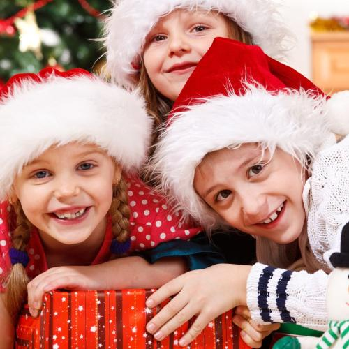 Why There Are Only Four Gifts Your Kids Need This Xmas