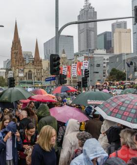 "CBD Chaos Expected As Activists ""Swarm"" During Tonight's AFL Final"