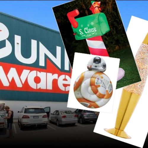 First Look: The Christmas Stuff About To Hit Bunnings' Shelves