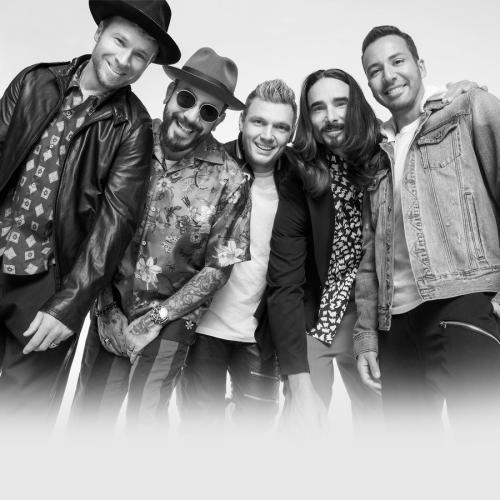 Win Tickets To The Backstreet Boys DNA World Tour