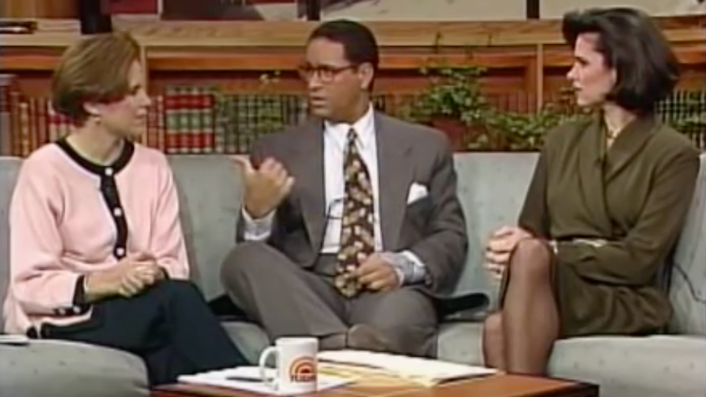 """""""What Is Internet Anyway?"""": Hilarious Video From 1994 Today Show Goes Viral"""