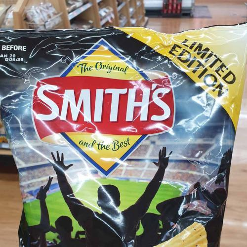 Smith's Re-Release The Chip Flavour We Were Born To Eat
