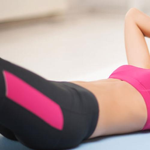 Song Workout for Abs and Obliques